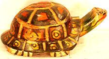 Turtle = Hand Carved = Folk Art
