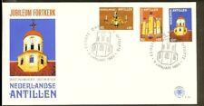 [OG123_1] 1980 - Netherlands Antilles FDC E128_1M - 210 years Fortchurch