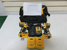 DEWALT DCF887 DCD791 20V MAX BRUSHLESS KIT