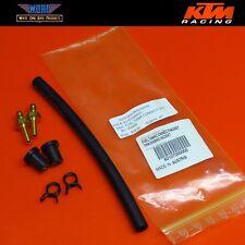 Genuine OEM KTM 950 Upgraded Fuel Tank Hose Line Connection Kit 03-06 6010709900