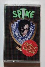 ELVIS COSTELLO Spike Cassette Warner Bros 4-25848 US 1989 M SEALED!