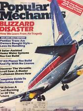 11 MONTHS OF 1983 POPULAR MECHANICS MISSING JUNE (O7-7)