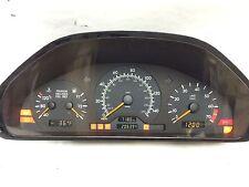 1998  Mercedes W202 C230  Speedometer instrument cluster 206k miles