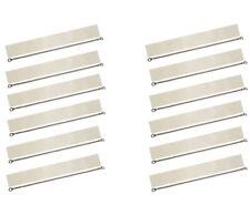 12 x 400mm Impulse Sealer Heat Wire Element & Teflon Tapes Heat Sealing Machines