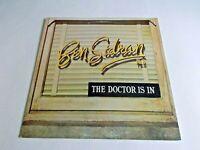 Ben Sidran The Doctor Is In LP 1977 Arista Vinyl Record