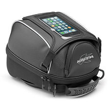 RA309R KAPPA  Tanklock Tank Bag 5L Expandable with Large Smart Phone GPS Holder
