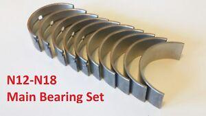 MB3402 Mini Cooper R56-R60 N12 - N18 4 cyl - Crankshaft Main Bearing Set 07-16