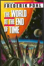 The World at the End of Time  (ExLib) by Frederik Pohl