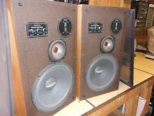 Vintage Infinity Reference Studio Monitor Speakers - Large