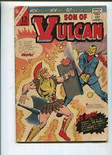 Son Of Vulcan #49  Very Good  Nov 1965  Dr. Kong   The Diamond Dancers   *SA