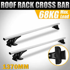 Roof Rack Cross Bar Architectural Aluminium Alloy Universal Car Top 1370mm 54""