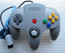 ✅ NEW Nintendo 64 N64 Video Game Remote Controller OEM Super Rare Authentic ✅