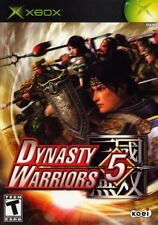 Dynasty Warriors 5 Xbox New Xbox
