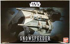 Bandai Star Wars Snowspeeder (Modified Incom T-47) 1/48 scale kit 966926