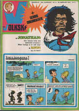 Ons volkske n°8   1975  complet avec point tintin