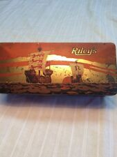 Rileys Rum and Butter Toffee Tin