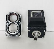 Rolleiflex Tele-Rollei Front Panel With Rollei TLR Waist Level Finder