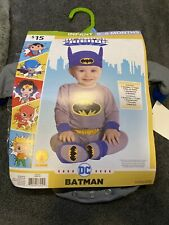 Infante Boys(batman)costume0-6 Months New With Tags