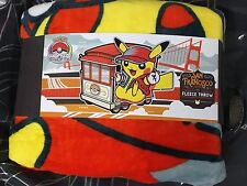 POKEMON 2016 WORLD CHAMPIONSHIP BLANKET RARE LIMITED EXCLUSIVE IN HAND