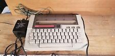 Vintage 1983 Texas Instruments Silent 700 Electronic Data Terminal Model 703!