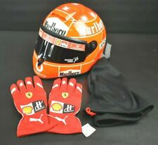 Schuberth FR1 Size 2 Marlboro Schumacher Replica Formula 1 Racing Helmet Rare!