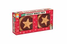 Good Boy Doggy Mince Pies Dog Christmas Treats (2 Pack) - Great Gift