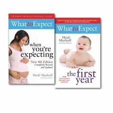Heidi E. Murkoff Collection(What to Expect When You're Expecting,What to Expect