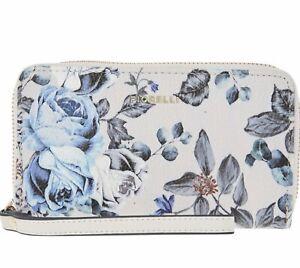 Fiorelli Finley Zip Around Floral Purse H9 x W16 New Titania Wallet