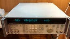 Giga-tronics 6082A Synthesized RF Signal Generator 100 kHz to 2112MHz Option 132