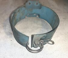 Emissions Canister Mounting Clamp off Datsun 280Z.  —T2-30- 2