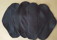 Reusable Menstrual Cloth Pad 5pc Set Momma Cloth Washable Heavy Moderate NEW