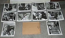 VAULT OF HORROR original photos GLYNIS JOHNS/TOM BAKER/CURT JERGENS