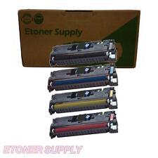 LaserJet CMYK Toner Set for HP 1500 2500 2550 2820 2840