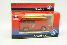 Solido Pompiers 1/50 - Berliet Fourgon Mixte