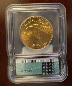1911S $20 Saint Gaudens Gold Coin