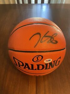 Kevin Durant autographed basketball PSA/DNA authenticity