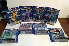 DreamWorks Voltron Legendary Defender Complete Action Figure​ Set of 8 NIB RARE!