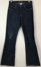"TALL! GUESS USA W's Bootcut Jeans Mid-Rise Dark Wash Size 28 W29"" L33"" NICE!"