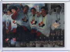 96-97 Upper Deck Ice Joe Thornton RC Maple Leafs