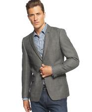 DKNY Slim Fit $350 Designer Linen/Wool Sportcoat Blazer Jacket 40R FREE SHIPPING