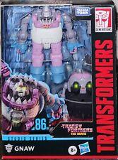 Hasbro Transformers Kingdom War For Cybertron Trilogy Gnaw Brand New