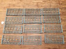 MPC, Barbed Wire 1/32 Scale Set Of 12 Pieces Current Production