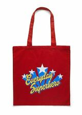 EVERYDAY SUPERHERO TOTE HAND BAG SHOPPING TOTE BEACH POOL WATER PARK 15 X 15.5""