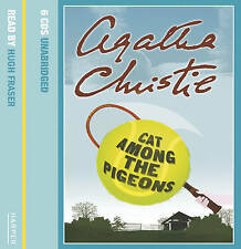 Cat among the Pigeons CD by Agatha Christie (CD-Audio, 2003)