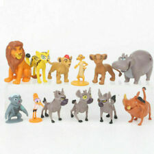 12cps The Lion King Lion Guard Action Figure Playset Simba Kion Timon Pumbaa S17