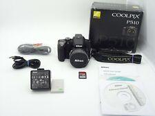 Nikon Coolpix P510 Digitalkamera 16MP Schwarz - Full HD - TOP -Vom Händler-