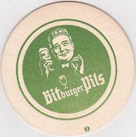 alter Bierdeckel Bitburger Pils    ( 3 )