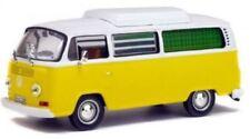 Camping-cars miniatures blanc 1:43