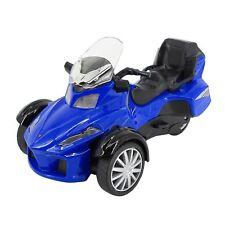 Kids 3 Wheel Mini Motorcycle Ride On Battery Power Bike Bicycle Toys Gift Blue