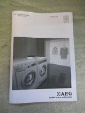 AEG Sèche-linge panne totale de l/'électronique T 59850 nous Aidons top prix